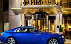 45 Park Lane gets up to speed with Rolls-Royce Wraith cocktails