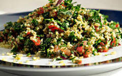 Spear's herby tabbouleh recipe