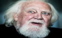 Preview: Joss Ackland as King Lear