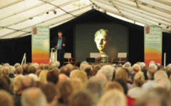 A Role in the Hay: Clive Aslet gets literary festival fever