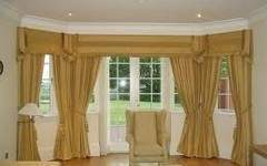 Rich pickings: Super wealthy clients can have such poor taste in curtains