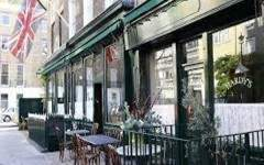 Sitwell Scoffs: Dishoom Café, Hardy's Brasserie, Monty's and Aubaine