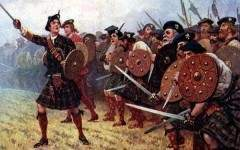 The Scots celebrate Bannockburn to promote their independence, but we had our Flodden Field day too