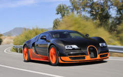 High profile Bugatti Veyron owners