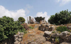 A trip to the town of temples to unearth the remains of Byblos' decadent history