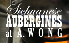Food Friday: Andrew Wong makes chili vegetarian dish: Sichuanese Aubergines