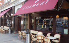 Sitwell scoffs at Colbert on Sloane Square