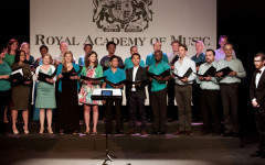 Citi's Choir could snowball into wealth of business behemoth TV talent
