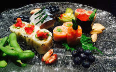 There's nothing fishy about detoxing with superfood sushi at Sumosan Mayfair