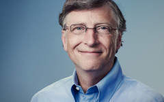 Why Bill Gates's philanthropy makes him the world's most admired person