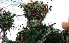Celebrate the great British apple with West Country wassailing
