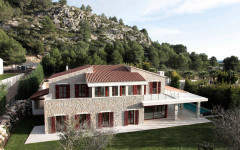Mallorcan luxury villa development offers sweeping maritime views