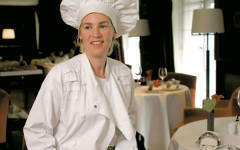 Helene Darroze introduces seasonal sensations to the Connaught