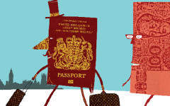 Hard-hit EU countries resort to selling passports to HNWs