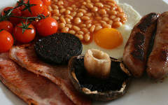 Start your day the charitable way with the Great British Brekkie