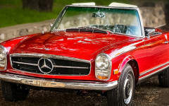 Classic cars offer a return to style and a return on investment