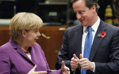 Angela Merkel's state visit shows her need for David Cameron – and his for her