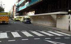 Worker killed on multi million pound Grosvenor Square construction site