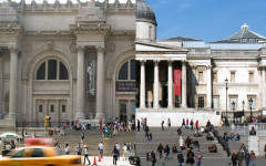 Why taxes and loans separate the New York and London art markets