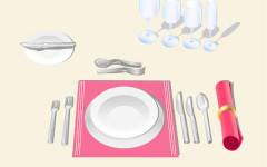 How to have perfect table manners