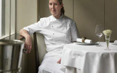 'I don't eat breakfast or lunch': A day in the life of a Michelin starred chef