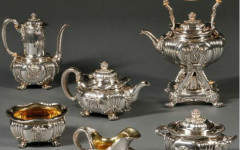 Most expensive tea sets