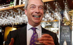 Farage delivered his earthquake. Now what?