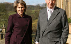 Duke of Devonshire says England's country houses past crisis point