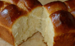 Emily Rookwood's brioche recipe