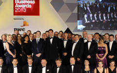 Technology and global reach mean success, shows Private Business Awards