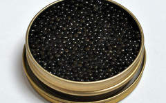 We sample Exmoor Caviar, as British as teatime with the Queen