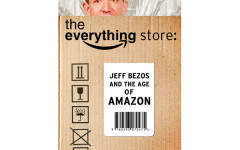 Book review of The Everything Store by Brad Stone