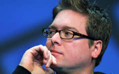 Twitter co-founder Biz Stone on Mark Zuckerberg, getting to 140 and keeping the spies out