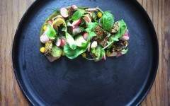 Lee Westcott's summery, flavoursome dishes hit the spot at Typing Room