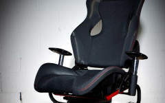 From the Grand Prix track to the office… RaceChair's unique home furnishings