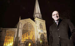 Punk turned gourmand Loyd Grossman sets his talents to saving Britain's churches