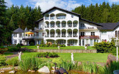 Hidden gems restaurant review: Waldhotel Sonnora, Rhineland