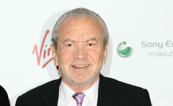Alan Sugar net worth