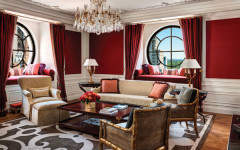 The only luxury hotel group which satisfies our ultra-demanding columnist is…