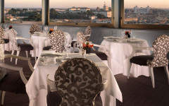 Rome shines with the beefed-up Terrazza dell'Eden restaurant