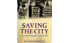 Book review: Saving the City by Richard Roberts