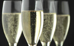 Join a dinner for an exclusive 1990 and 1996 comparative champagne tasting