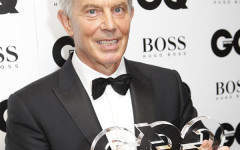 GQ's philanthropy award for Tony Blair won't inspire anyone to give