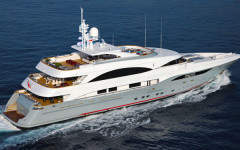 The pleasures and problems of owning a superyacht