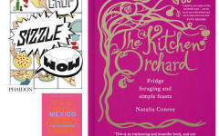 September cookery book round-up: Mexico; Chop Sizzle Wow; The Kitchen Orchard