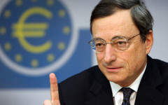 Mario Draghi looking less super as euro-deflation looms