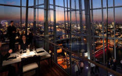 Restaurant Review: Oblix at The Shard