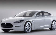 Tesla Motors are your new chic ride