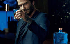 Brand Beckham's Haig Club whisky partnership hits the back of the net