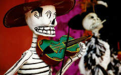 Day of the Dead will be lively in London's Mexican restaurants